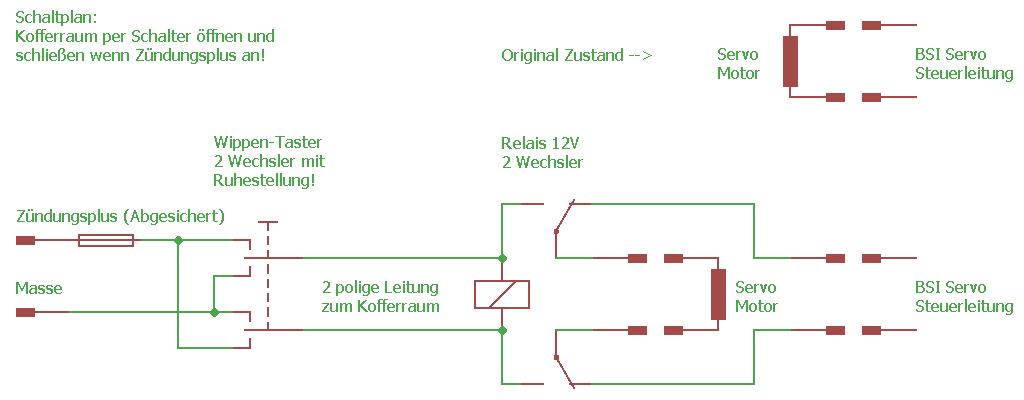 wechsler relais schaltung